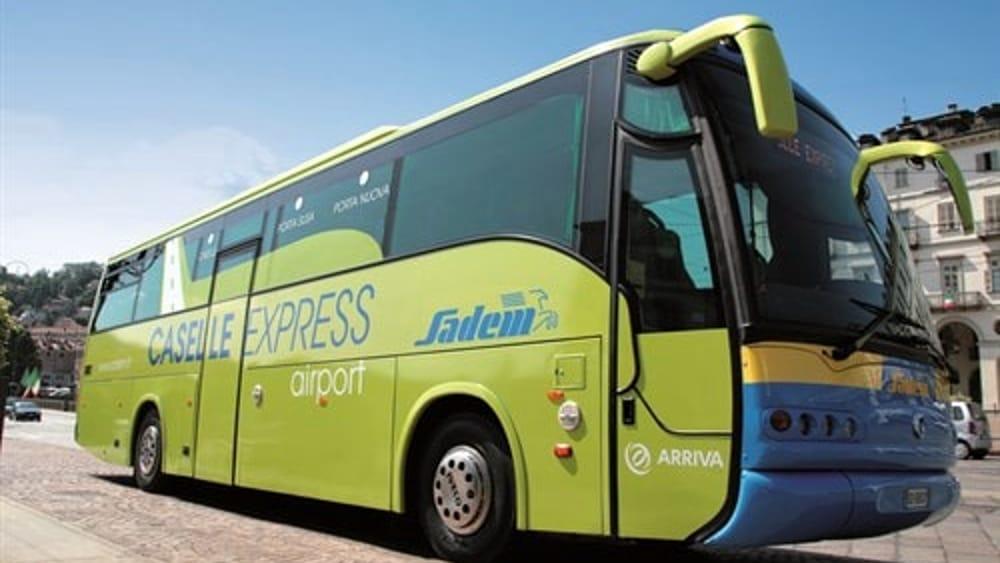 Trasporti | Arriva Sadem Express | Caselle | Aeroporto Sandro ...