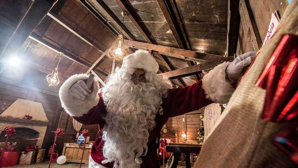 Torna il Villaggio di Babbo Natale a Rivoli: eventi ed animazione gratis per bambini - TorinoToday