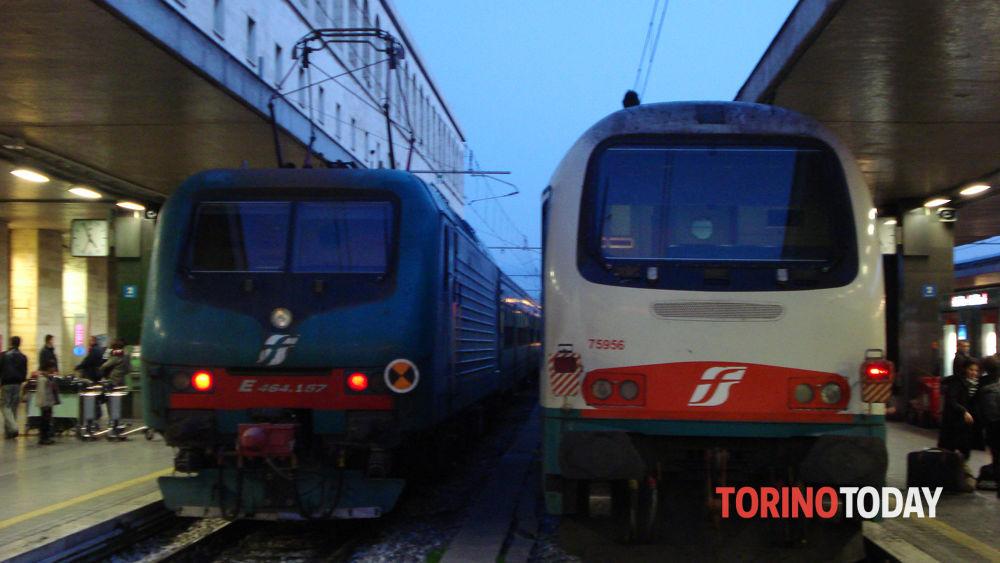 Torino porta nuova asti programmati 16 treni straordinari - Treni torino porta susa ...