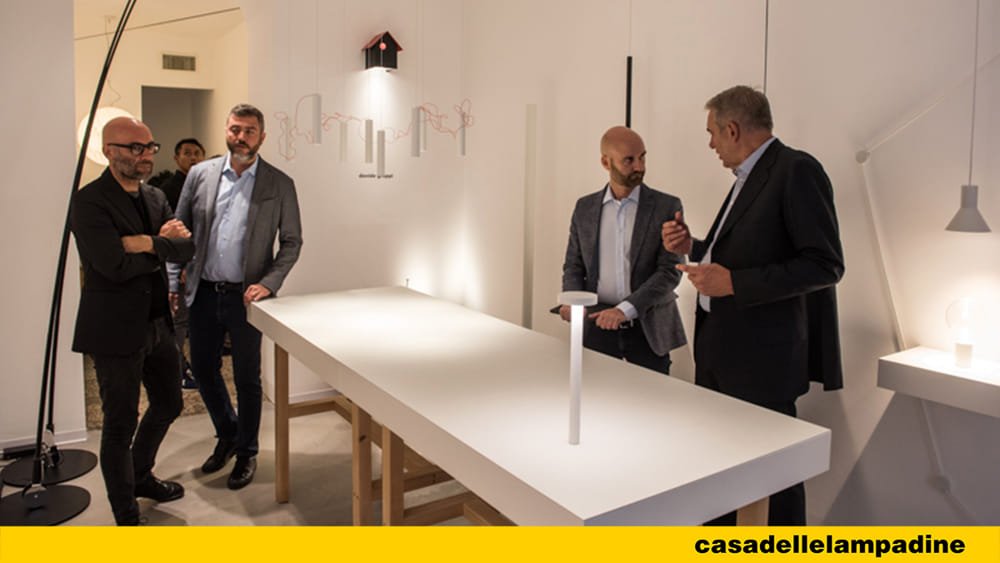 La Casa Delle Lampadine Un Futuro Splendente Per Il Lighting Design