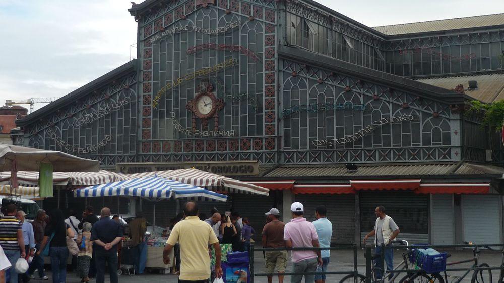 Porta palazzo sigilli ai sotterranei del mercato del pesce - Mercato coperto porta palazzo orari ...