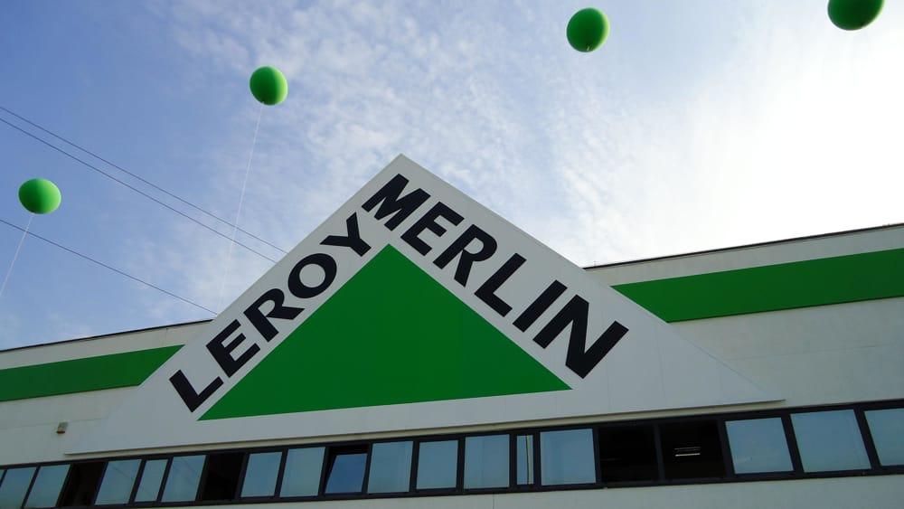 Leroy merlin apre il nuovo punto vendita di torino giulio for Club leroy merlin ver puntos
