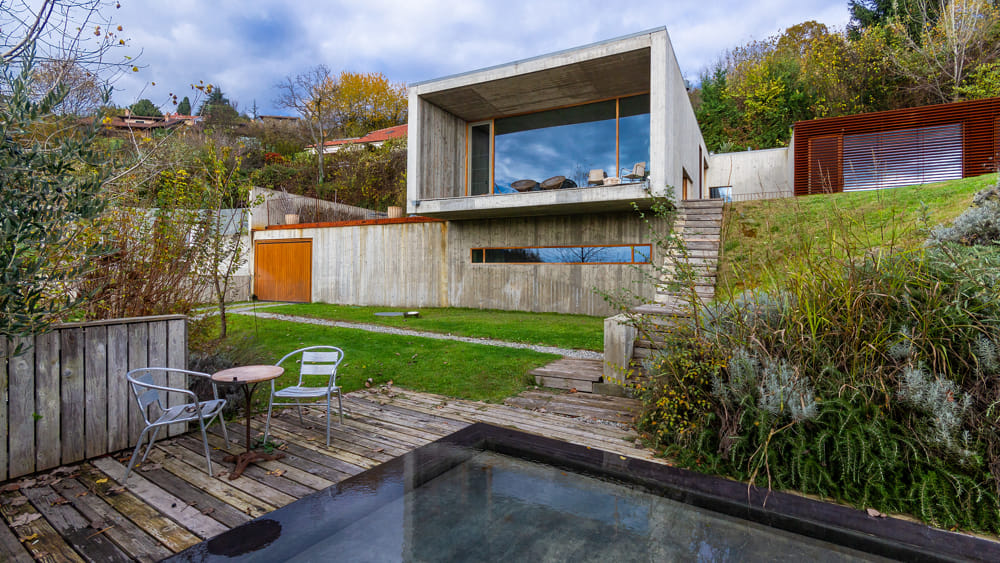 """In vendita """"Casa Y""""   La villa sulla collina che ha ..."""