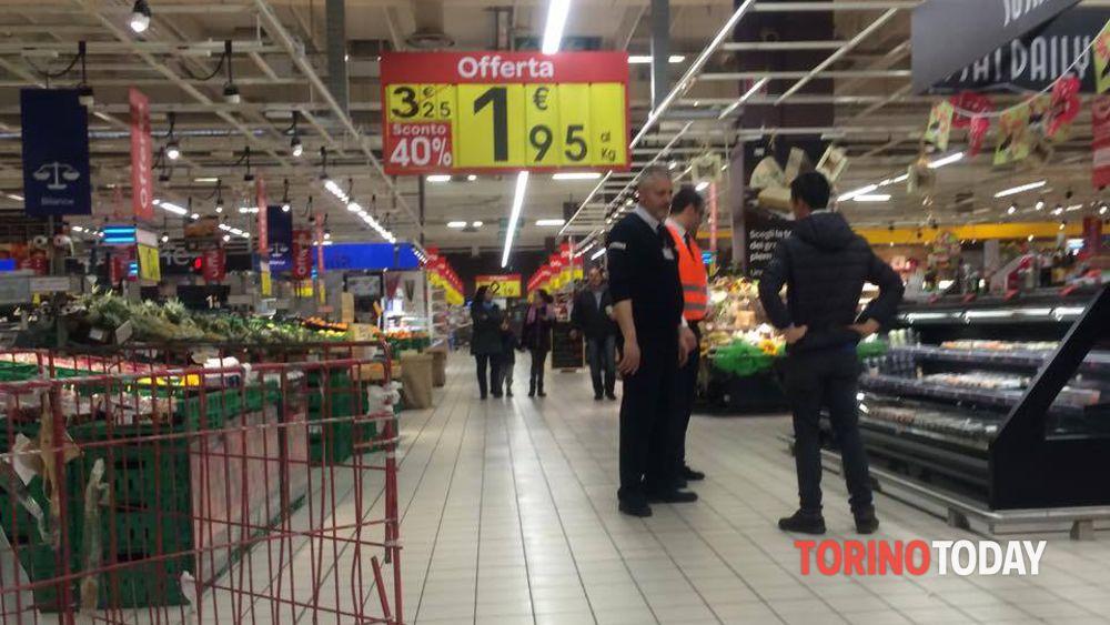 Carrefour di corso montecucco aperto 24 ore for Offerte lavoro pulizie domestiche chivasso