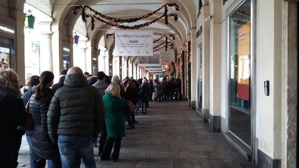 Primo giorno di saldi a Torino, nei negozi del centro prevale l ...