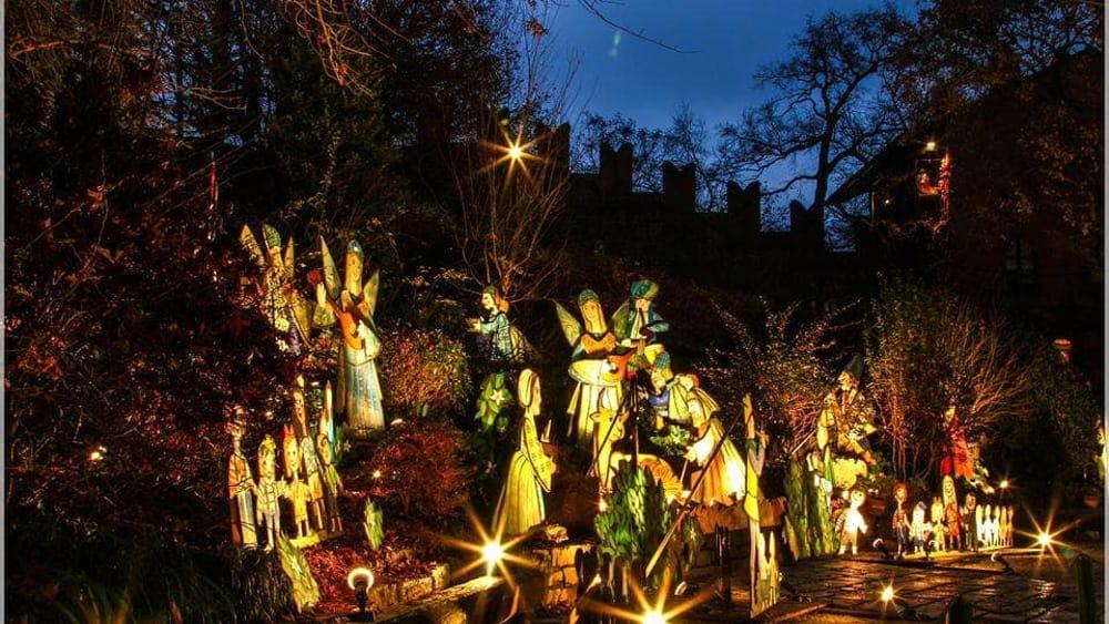 Natale 2020, Torino non rinuncia ad albero, presepe e calendario dell'avvento