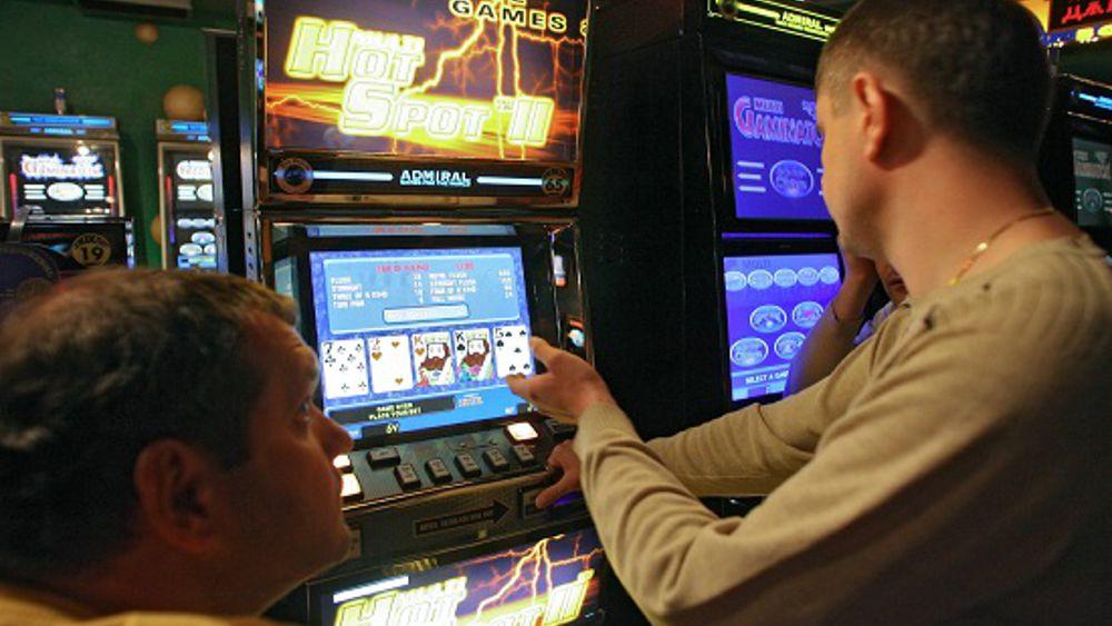 Slot machine orario